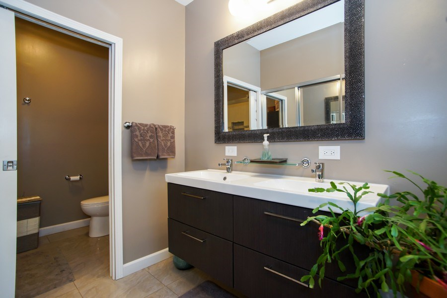 Real Estate Photography - 846 W Partridge Dr, Palatine, IL, 60067 - Master Bathroom