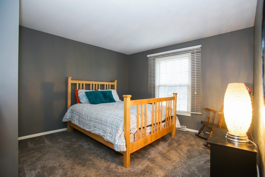 Real Estate Photography - 846 W Partridge Dr, Palatine, IL, 60067 - 3rd Bedroom