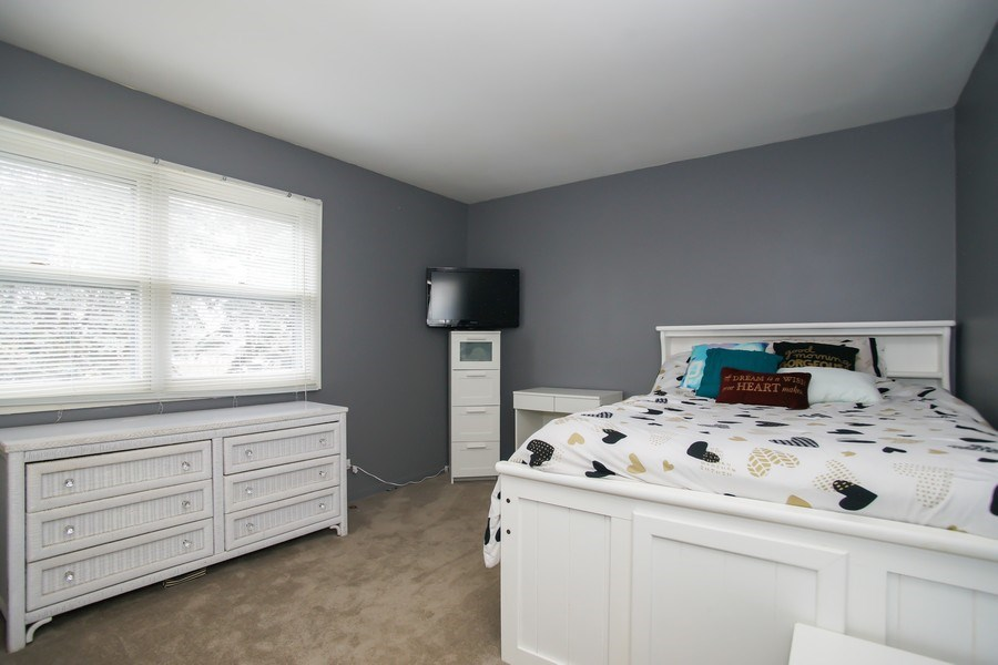 Real Estate Photography - 846 W Partridge Dr, Palatine, IL, 60067 - Bedroom