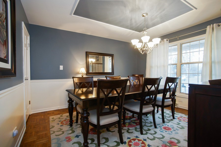Real Estate Photography - 846 W Partridge Dr, Palatine, IL, 60067 - Dining Room