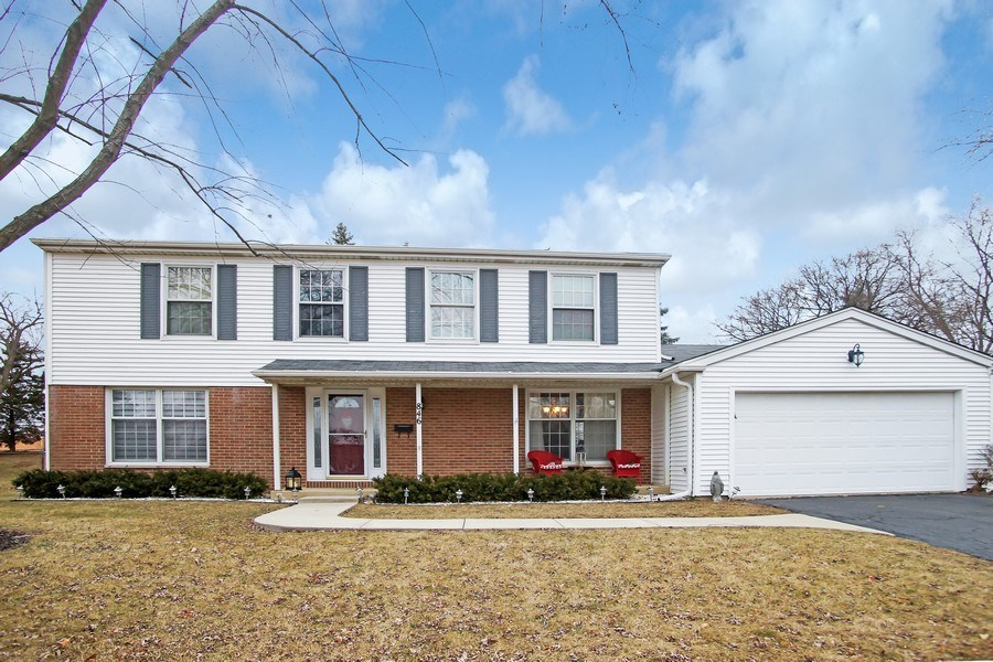 Real Estate Photography - 846 W Partridge Dr, Palatine, IL, 60067 - Front View
