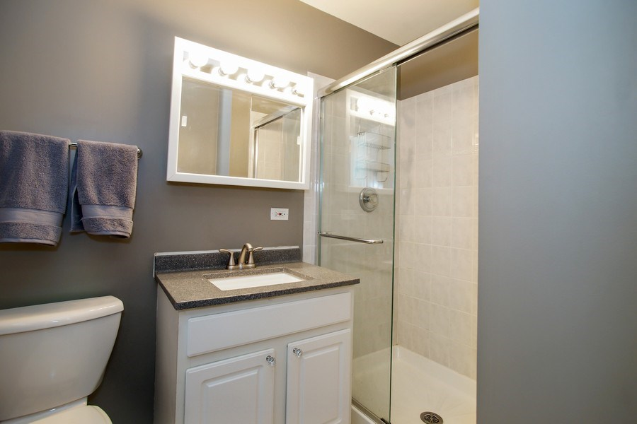 Real Estate Photography - 846 W Partridge Dr, Palatine, IL, 60067 - 2nd Bathroom