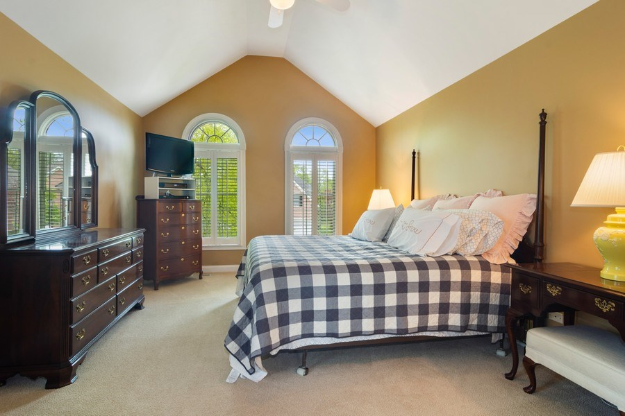 Real Estate Photography - 848 W Willow, Palatine, IL, 60067 - Master Bedroom