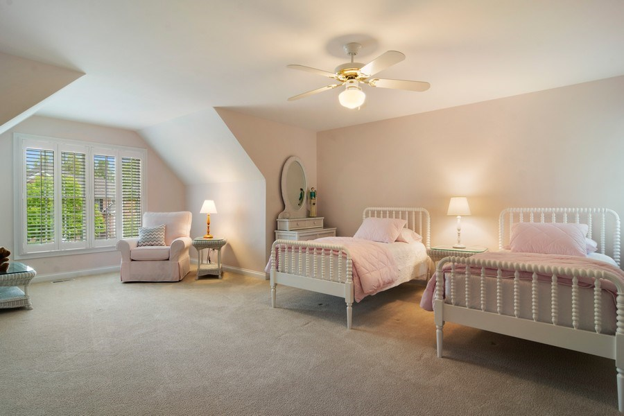 Real Estate Photography - 848 W Willow, Palatine, IL, 60067 - 2nd Bedroom