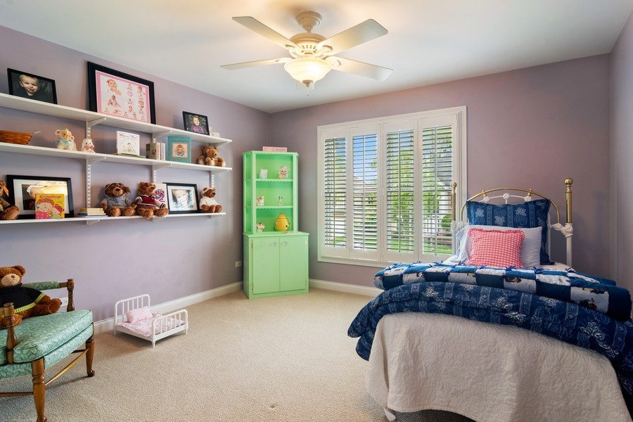 Real Estate Photography - 848 W Willow, Palatine, IL, 60067 - 3rd Bedroom