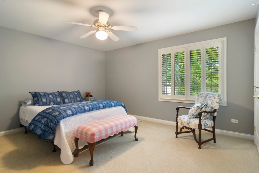 Real Estate Photography - 848 W Willow, Palatine, IL, 60067 - 4th Bedroom