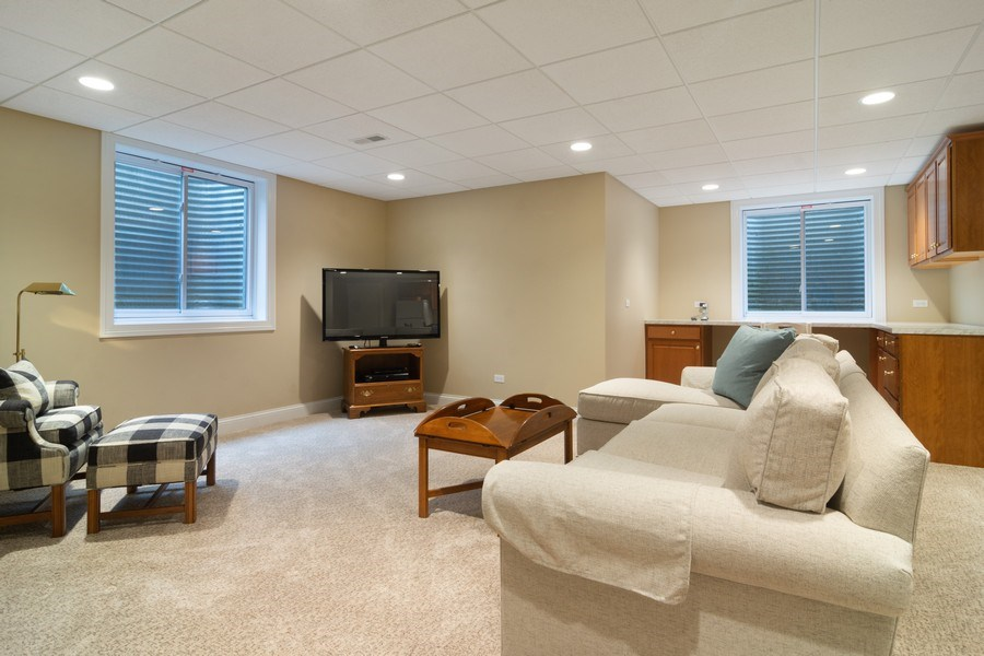 Real Estate Photography - 848 W Willow, Palatine, IL, 60067 - Lower Level