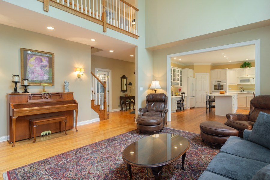 Real Estate Photography - 848 W Willow, Palatine, IL, 60067 - Family Room