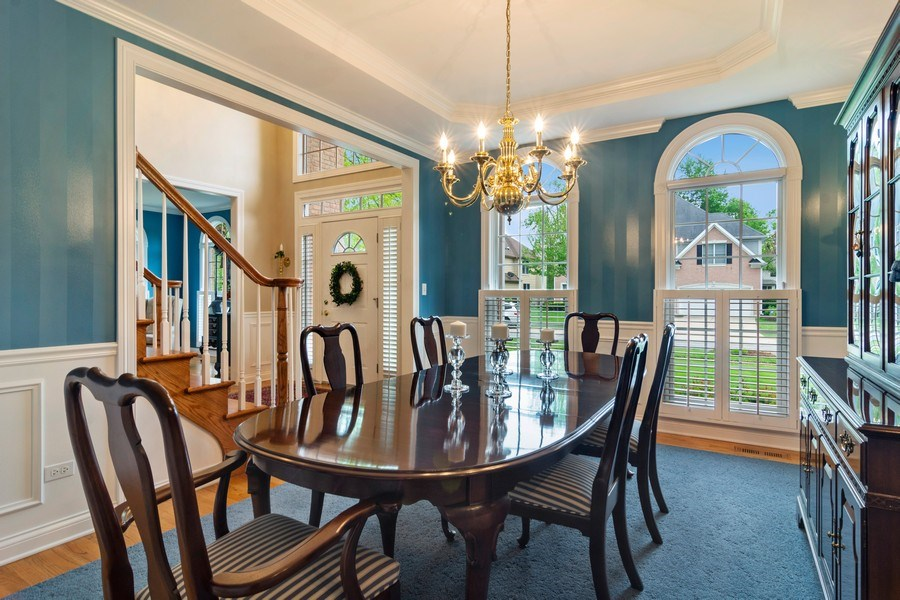 Real Estate Photography - 848 W Willow, Palatine, IL, 60067 - Dining Area