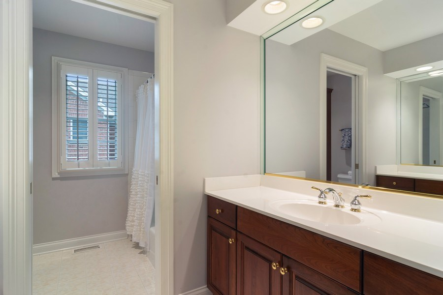 Real Estate Photography - 848 W Willow, Palatine, IL, 60067 - Bathroom