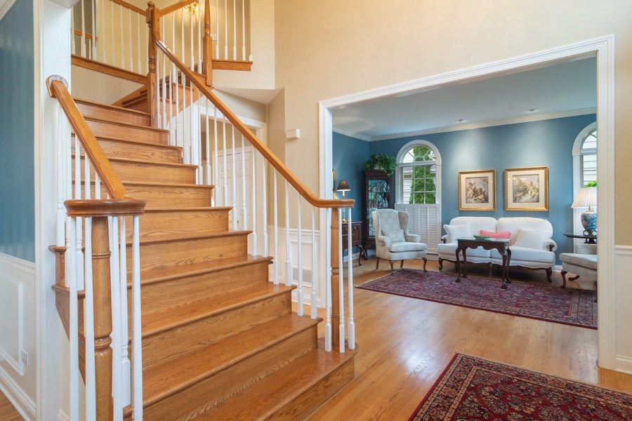 Real Estate Photography - 848 W Willow, Palatine, IL, 60067 - Entryway
