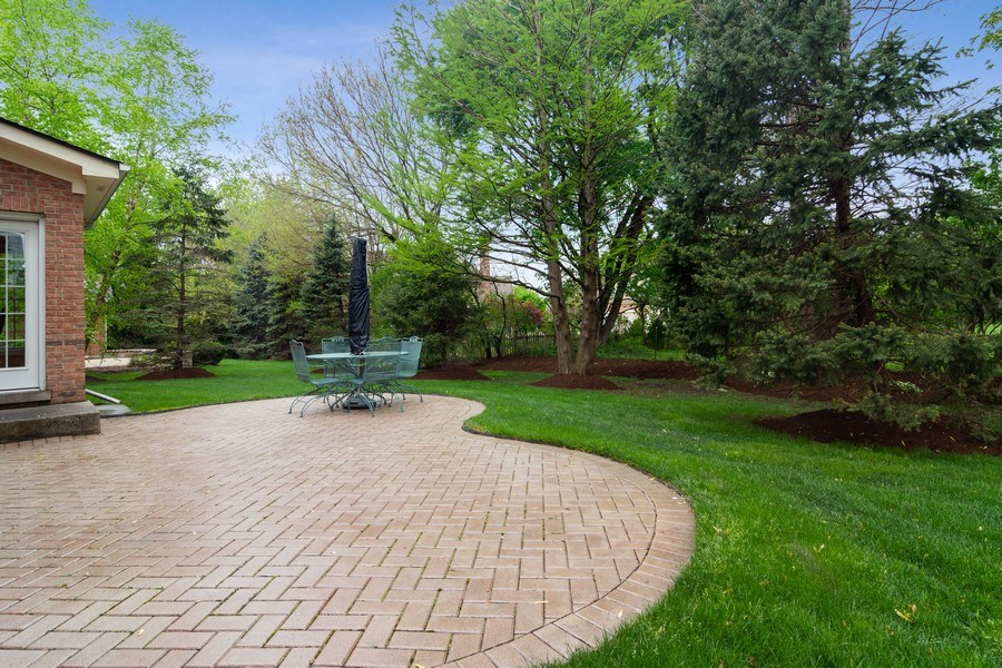 Real Estate Photography - 848 W Willow, Palatine, IL, 60067 - Patio