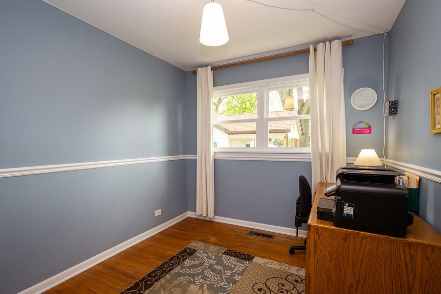 Real Estate Photography - 7 N Rose Ave, Addison, IL, 60101 - Bedroom