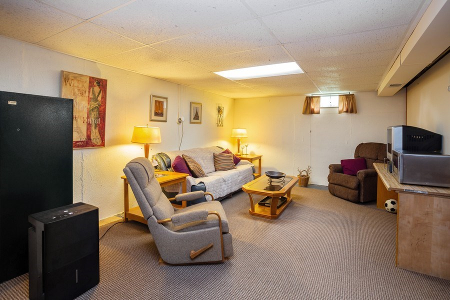 Real Estate Photography - 7 N Rose Ave, Addison, IL, 60101 - Basement