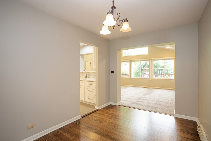 Real Estate Photography - 126 S Dwyer St, Arlington Heights, IL, 60005 - Dining Room