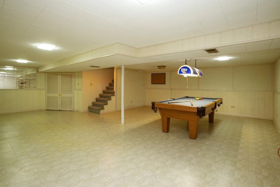 Real Estate Photography - 126 S Dwyer St, Arlington Heights, IL, 60005 - Basement