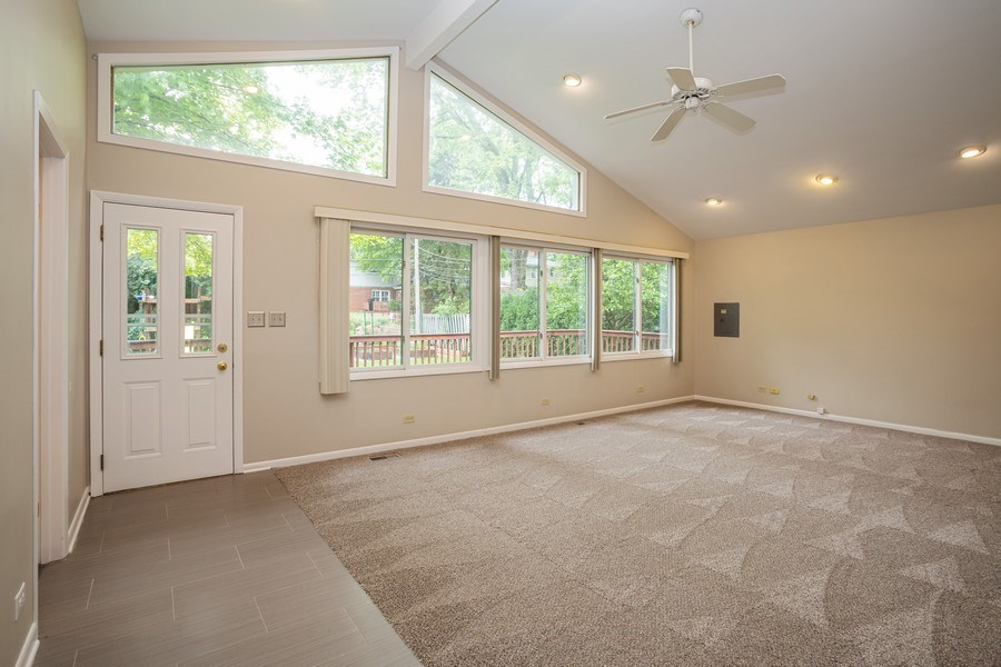 Real Estate Photography - 126 S Dwyer St, Arlington Heights, IL, 60005 - Family Room