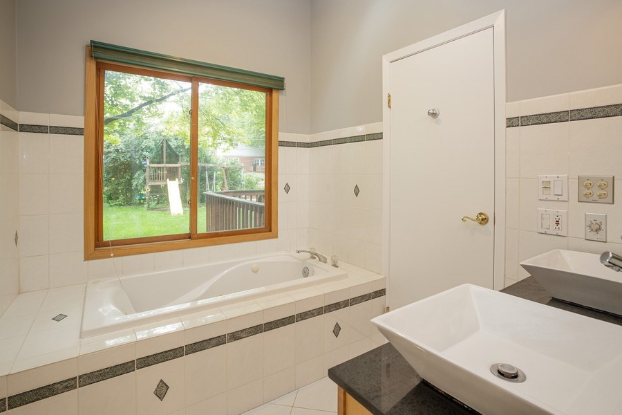 Real Estate Photography - 126 S Dwyer St, Arlington Heights, IL, 60005 - Bathroom