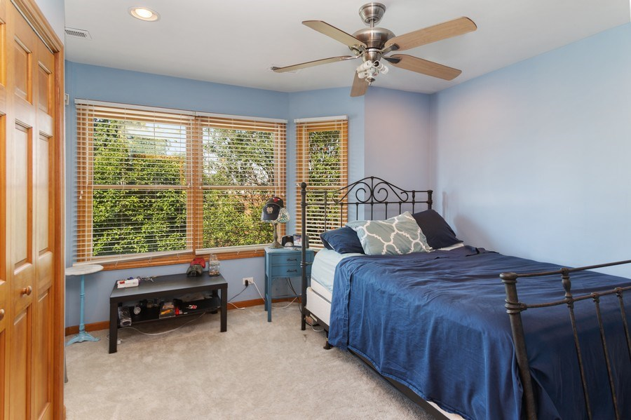 Real Estate Photography - 6N734 Pine st, Bensenville, IL, 60106 - Bedroom