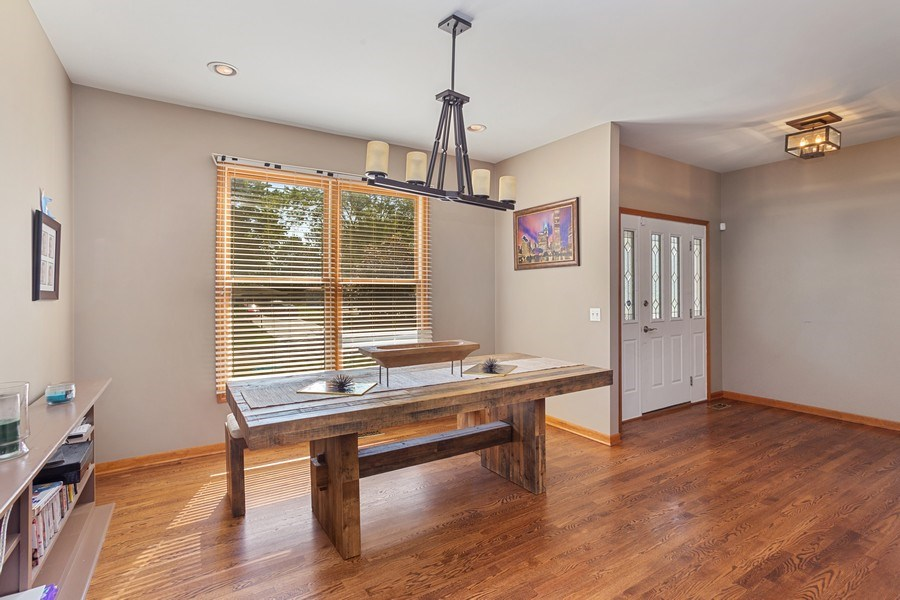 Real Estate Photography - 6N734 Pine st, Bensenville, IL, 60106 - Dining Room