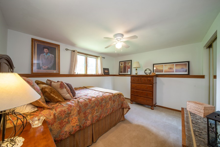 Real Estate Photography - 543 Blackhawk Dr, Lake in the Hills, IL, 60156 - 2nd Bedroom