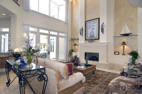 Real Estate Photography - 3527 Jonathans Harbour Dr, Jupiter, FL, 33477 - Living Room