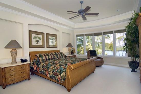 Real Estate Photography - 3527 Jonathans Harbour Dr, Jupiter, FL, 33477 - Master Bedroom