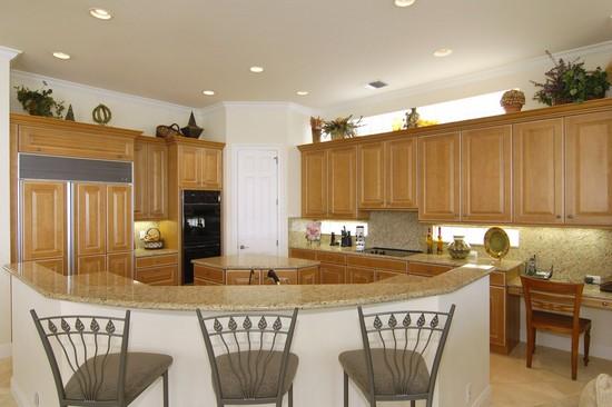 Real Estate Photography - 3527 Jonathans Harbour Dr, Jupiter, FL, 33477 - Kitchen