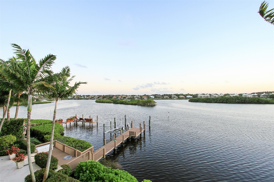 Real Estate Photography - 118 Clipper Lane, Jupiter, FL, 33477 - View