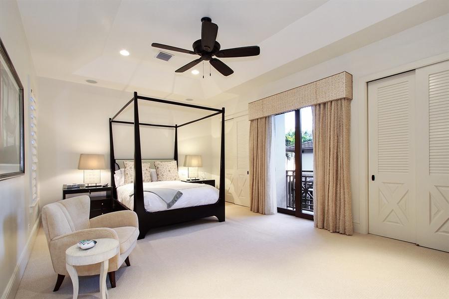 Real Estate Photography - 118 Clipper Lane, Jupiter, FL, 33477 - 4th Bedroom