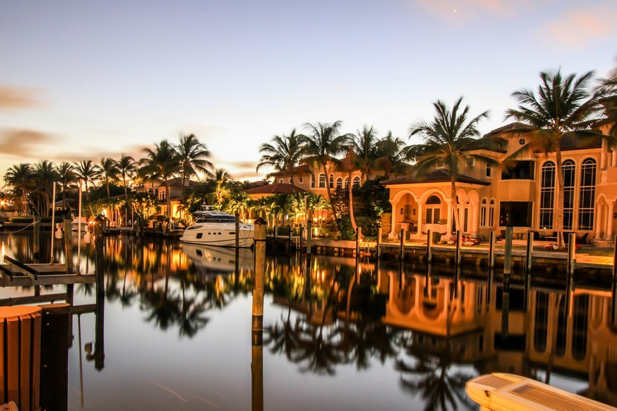 Real Estate Photography - 789 Harbour Isles Court, North Palm Beach, FL, 33410 - View
