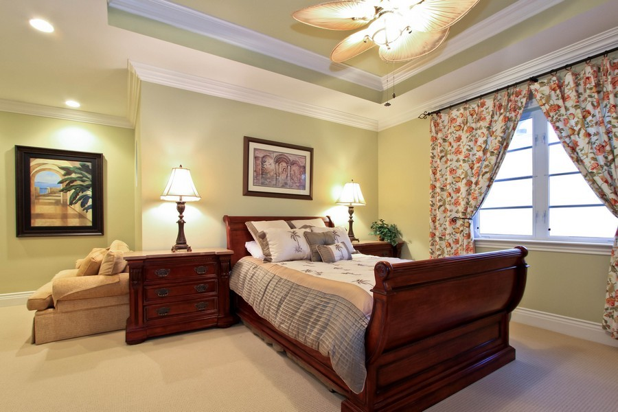 Real Estate Photography - 789 Harbour Isles Court, North Palm Beach, FL, 33410 - 2nd Bedroom