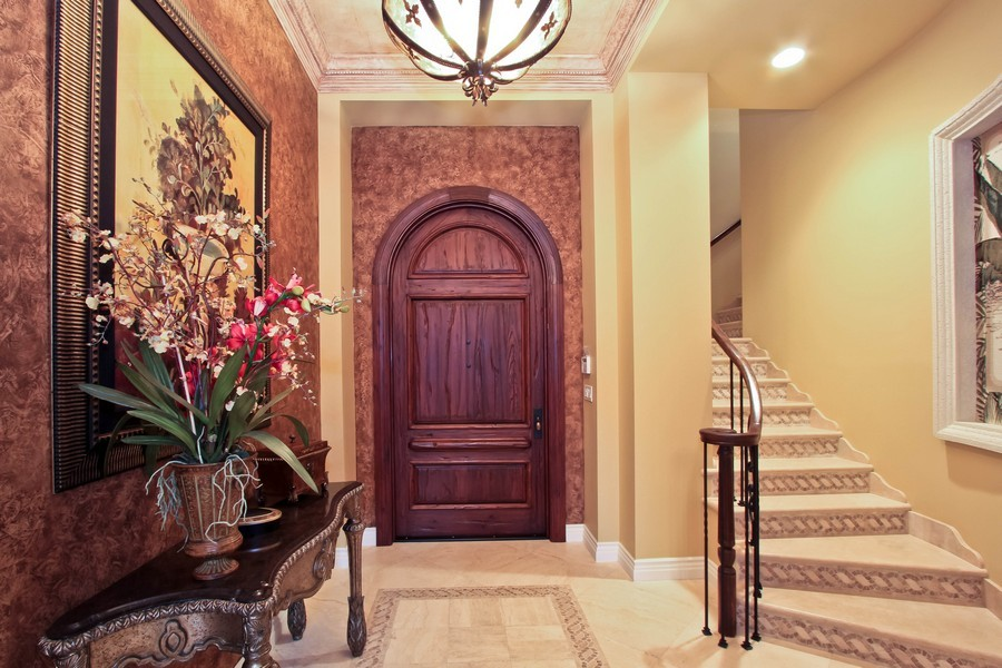 Real Estate Photography - 789 Harbour Isles Court, North Palm Beach, FL, 33410 - Foyer