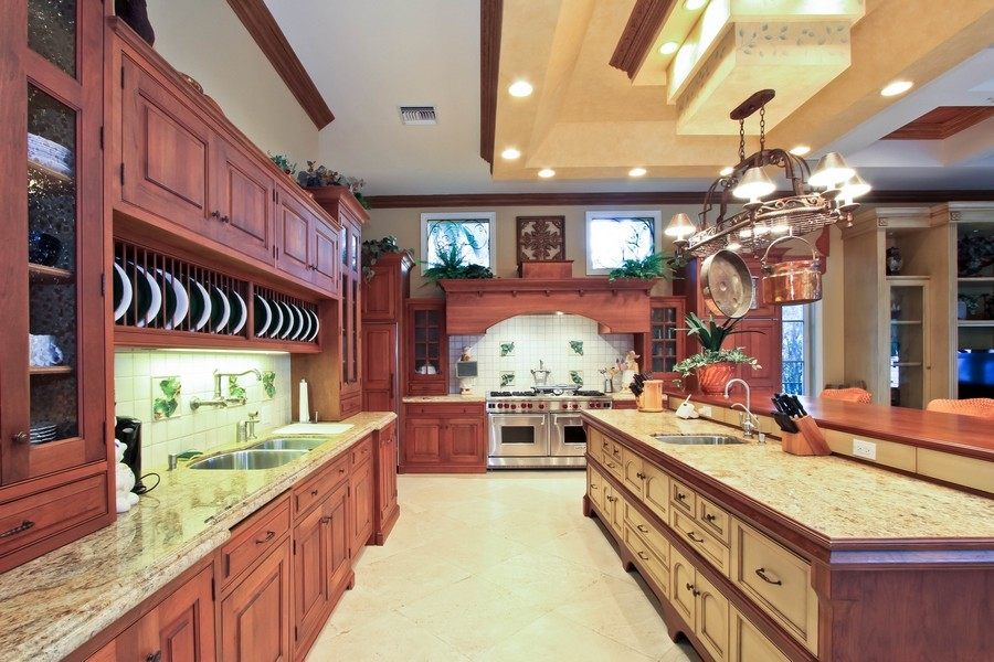 Real Estate Photography - 789 Harbour Isles Court, North Palm Beach, FL, 33410 - Kitchen