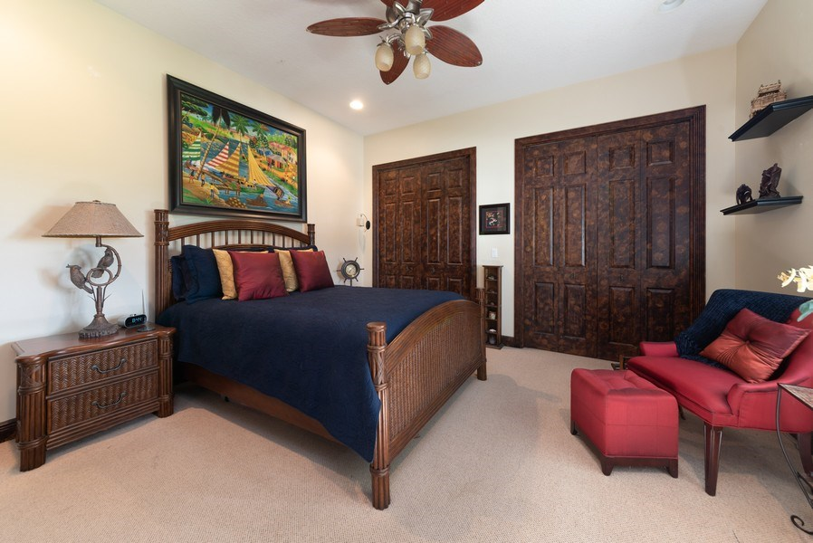 Real Estate Photography - 11208 88th Rd N, Palm Bch Gdns, FL, 33412 - 2nd Bedroom