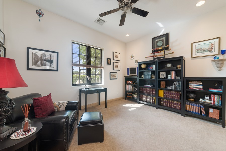 Real Estate Photography - 11208 88th Rd N, Palm Bch Gdns, FL, 33412 - 4th Bedroom