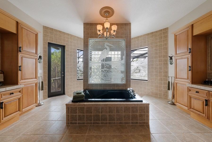Real Estate Photography - 11208 88th Rd N, Palm Bch Gdns, FL, 33412 - Master Bathroom
