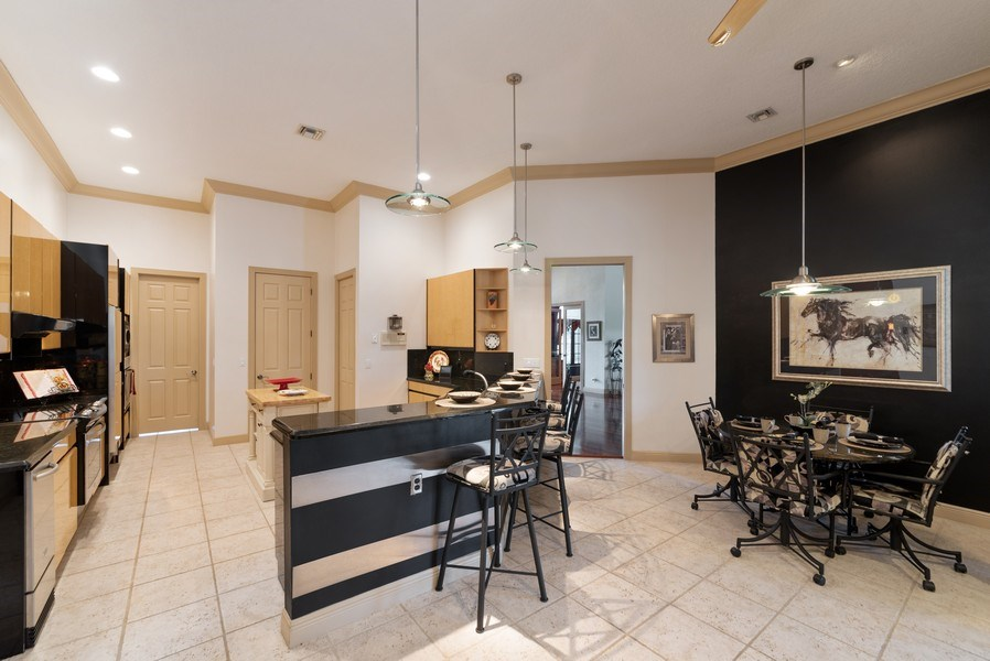 Real Estate Photography - 11208 88th Rd N, Palm Bch Gdns, FL, 33412 - Kitchen / Breakfast Room