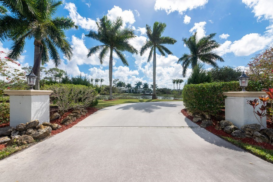 Real Estate Photography - 11208 88th Rd N, Palm Bch Gdns, FL, 33412 - Entrance