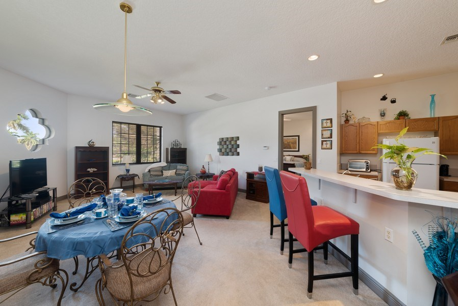Real Estate Photography - 11208 88th Rd N, Palm Bch Gdns, FL, 33412 - Guest Suite