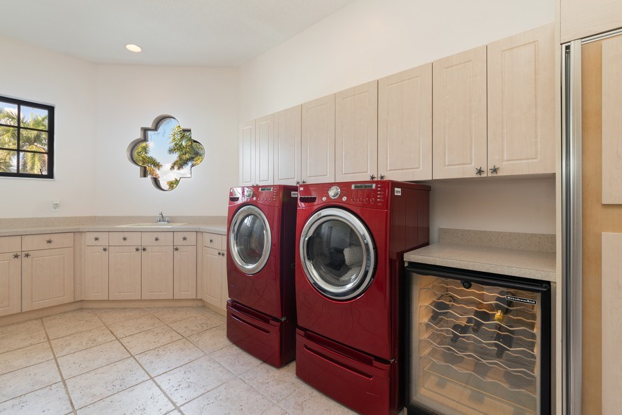 Real Estate Photography - 11208 88th Rd N, Palm Bch Gdns, FL, 33412 - Laundry Room