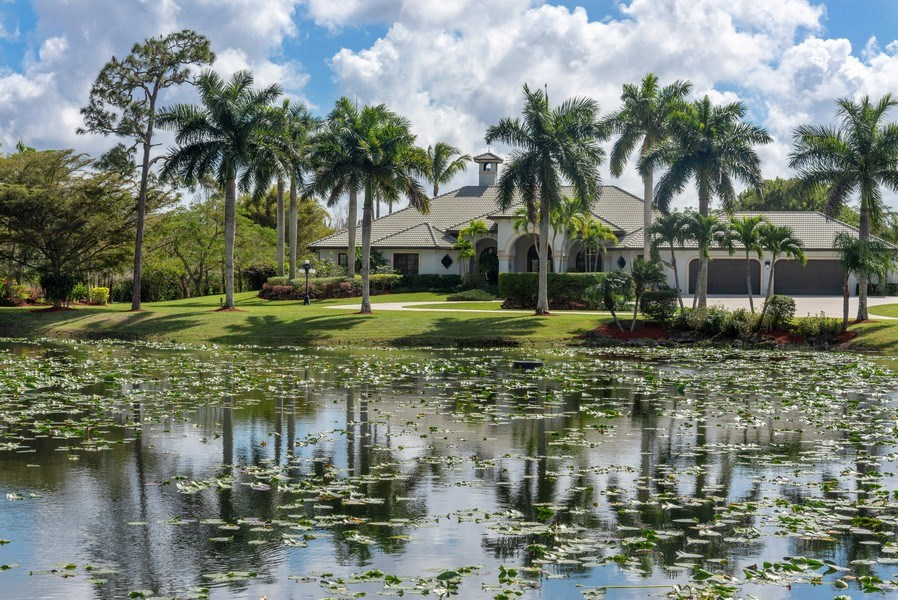 Real Estate Photography - 11208 88th Rd N, Palm Bch Gdns, FL, 33412 - Front View