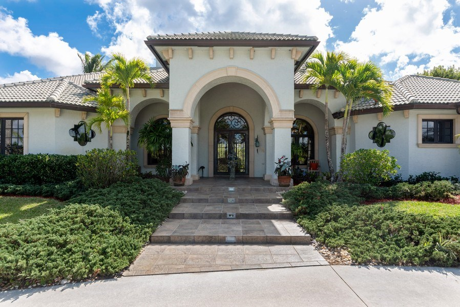 Real Estate Photography - 11208 88th Rd N, Palm Bch Gdns, FL, 33412 - Entryway