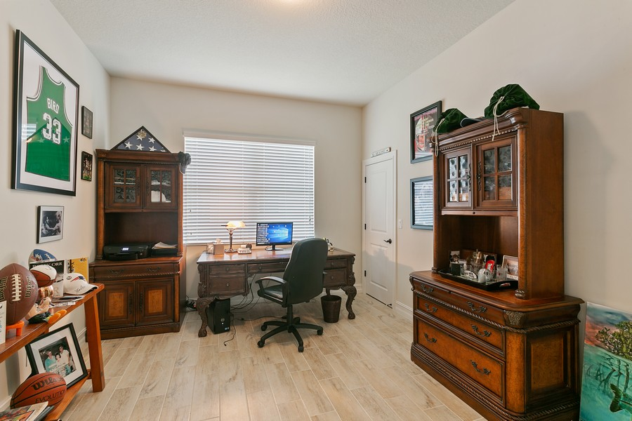 Real Estate Photography - 111 Lucia Ct, Jupiter, FL, 33478 - Office
