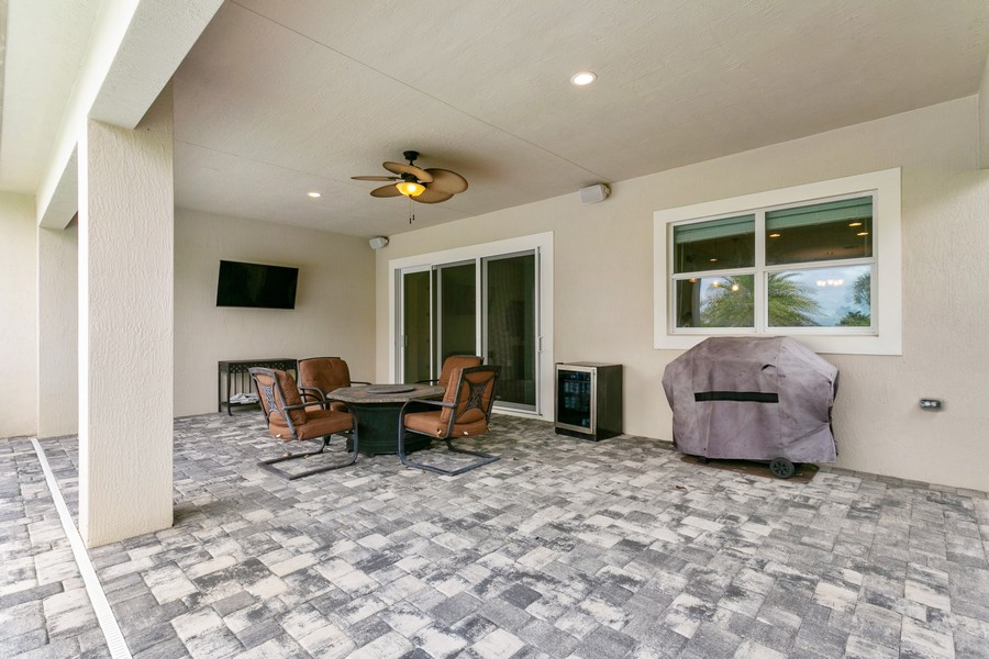 Real Estate Photography - 111 Lucia Ct, Jupiter, FL, 33478 - Patio