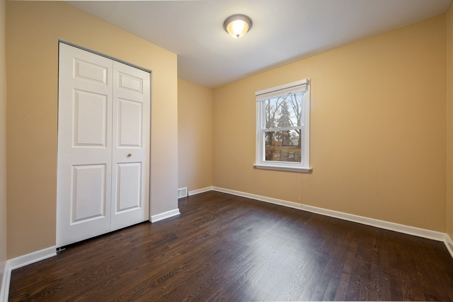 Real Estate Photography - 1S530 Marshall Rd, Oakbrook Terrace, IL, 60181 - 3rd Bedroom