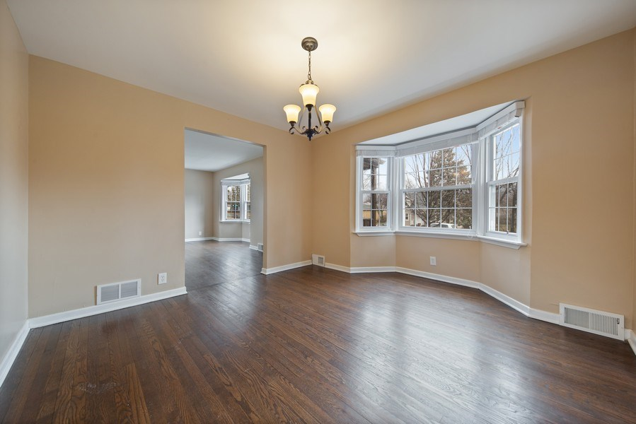 Real Estate Photography - 1S530 Marshall Rd, Oakbrook Terrace, IL, 60181 - Dining Room