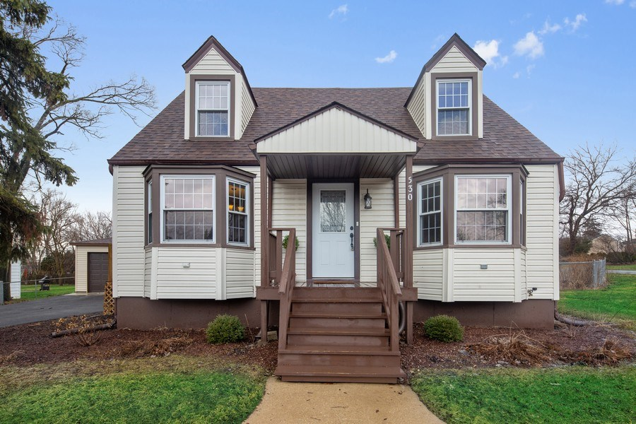 Real Estate Photography - 1S530 Marshall Rd, Oakbrook Terrace, IL, 60181 - Front View