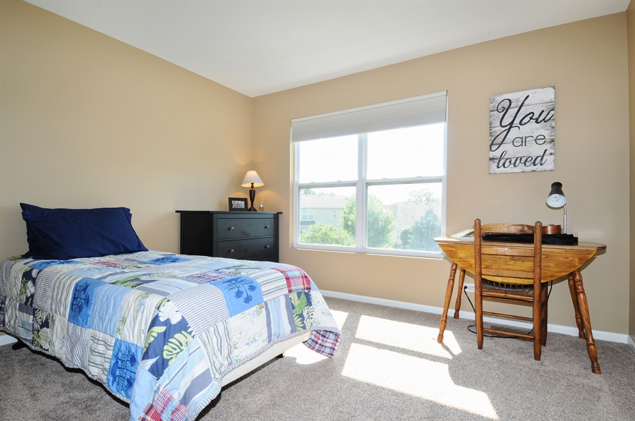 Real Estate Photography - 2312 hobbs, Yorkville, IL, 60560 - 4th Bedroom