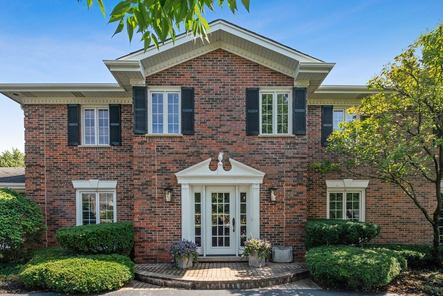 Real Estate Photography - 35 Bradford Ln, Oak Brook, IL, 60523 - Front View